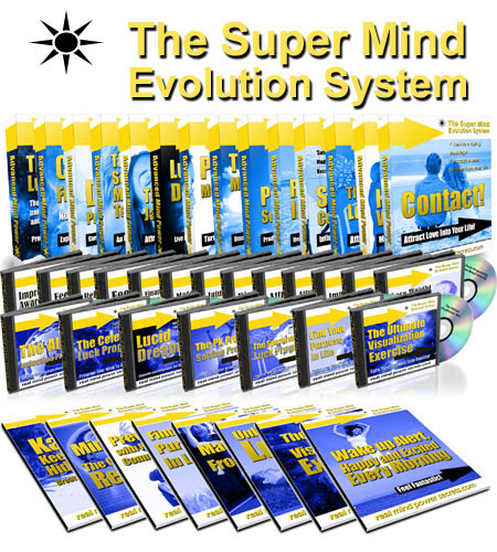 Real Mind Power Secret Package